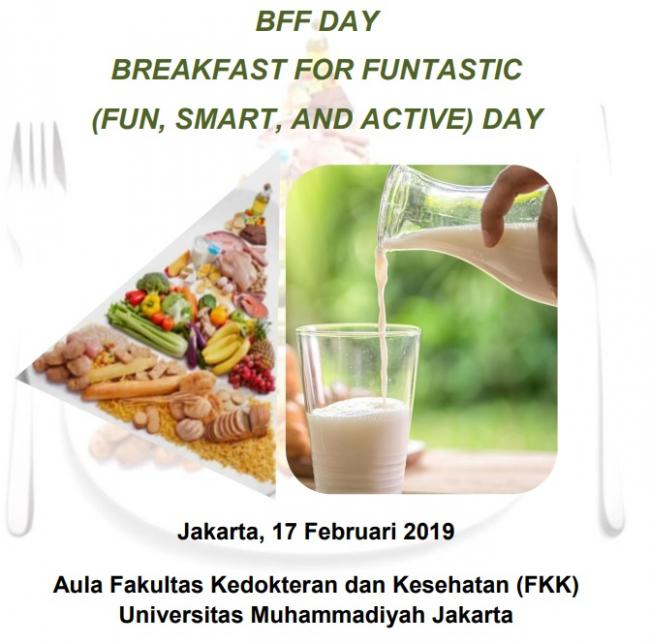 Seminar Nasional Breakfast for Funtastic