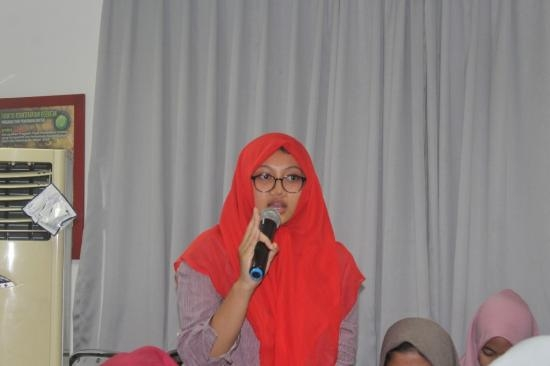 Simulasi Public Speaking